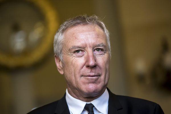 Jean-Claude Bouchet, député-maire sortant de Cavaillon sortant LR de la 2e circonscription de Vaucluse.