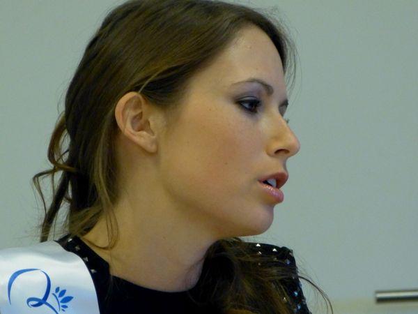 Mélinda  Paré (Miss Pays de Loire 2012)