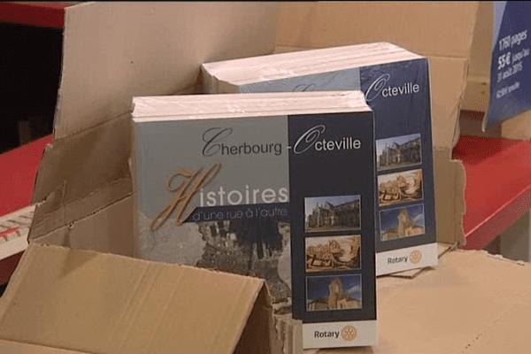 Les recettes de la vente de cet ouvrage reviendront aux services qui traitent le cancer à l'hôpital Pasteur de Cherbourg