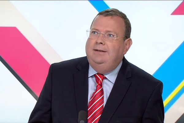 Le député des Ardennes n'est pas candidat à la succession de Philippe Richert.