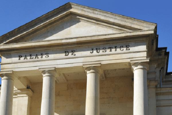 Le palais de Justice de Cahors