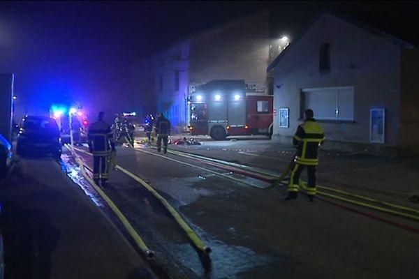 L'incendie de Réméréville a fait une victime, une femme de 91 ans
