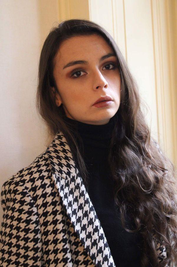 Noëlie Baladuc, 23 ans, candidate à Miss Cantal.