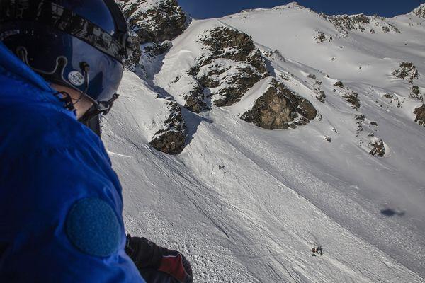 Le PGHM de l'Isère verbalisera désormais toutes les personnes qui pratiquent des activités en montagne loin de chez elles. (Photo d'illustration)