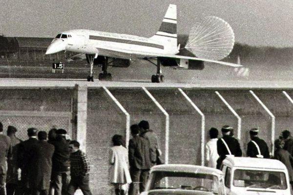 Une piste pour Concorde : Notre-Dame-des-Landes