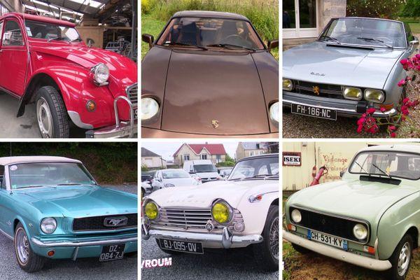 Vroum, la nouvelle émission de France 3 Normandie collectionne les vieilles voitures