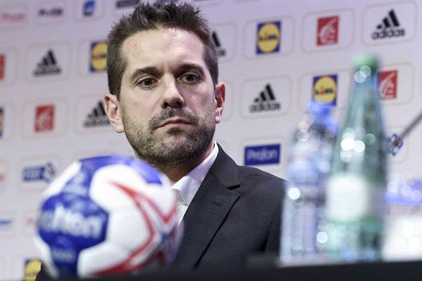 Guillaume Gille est le nouvel entraîneur de l'équipe de France masculine de handball.