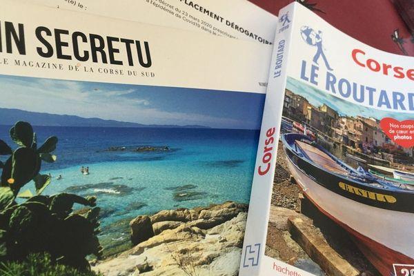 Une de nos journaliste est confinée depuis le 17 mars à Ajaccio, elle nous raconte ses journées.