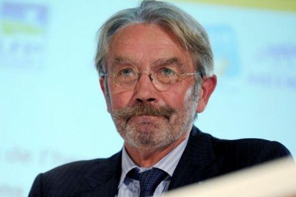 Frédéric Thiriez, président de la Ligue de Football Professionnelle