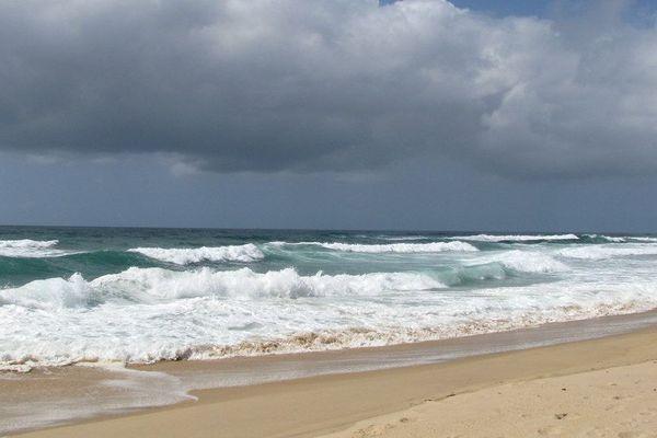 Un dimanche de répit avant le retour de conditions océaniques plus agitées, la semaine prochaine...