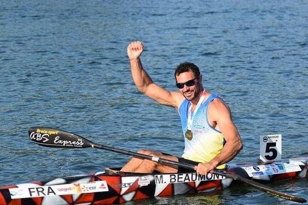 un nouveau titre de champion de France pour Maxime Beaumont