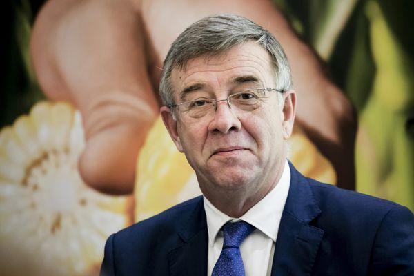 Christophe Bonduelle voit sa fortune diminuer de 90 millions d'euros selon le classement 2020 de Challenges.