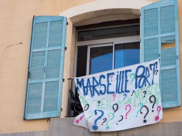 """""""Marseille, port d'accueil ou de mépris"""" ?"""