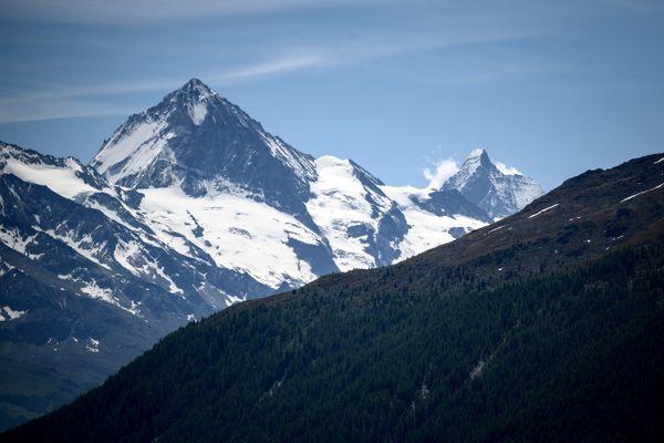 Un millier de lacs se sont formés dans les Alpes suisses sous l'effet de la fonte des glaciers. (Illustration)