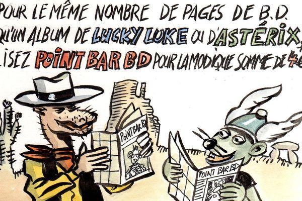 Pascal Graffica, Point Bar BD