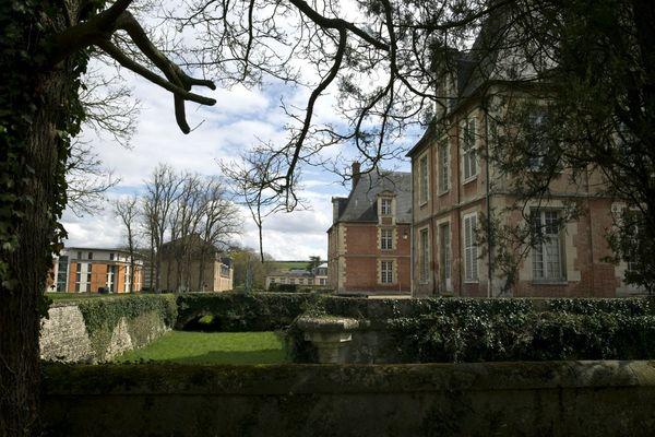 Le domaine de Grignon a été cédé à un promoteur immobilier.