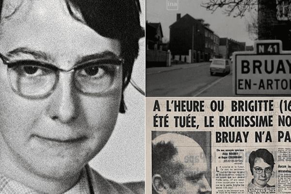Le meurtrier de Brigitte Dewèvre n'a jamais été retrouvé 46 ans après les faits. Le notaire soupçonné au départ a été innocenté