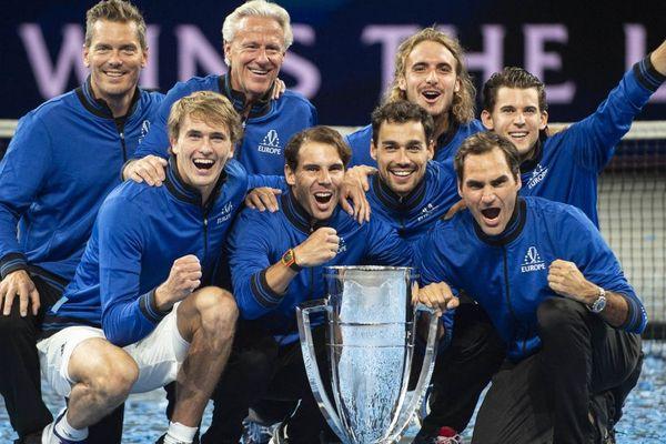 L'équipe Europe emmenée par Roger Federer et Rafael Nadal conserve le trophée.