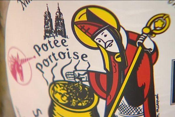 La fierté de Saint-Nicolas-de-Port (54).