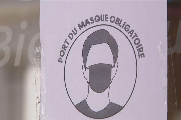 Le port du masque sera obligatoire dès le 20 juillet dans tous les espaces publics clos, sous peine d'une amende de 135 euros.