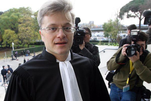 Christophe Lèguevaques, avocat des requérants.
