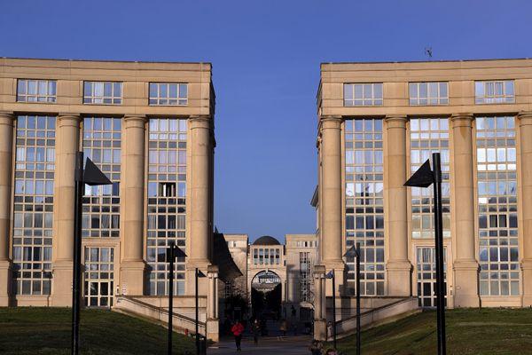 Le quartier Antigone à Montpellier fêtera ses 40 ans en 2023