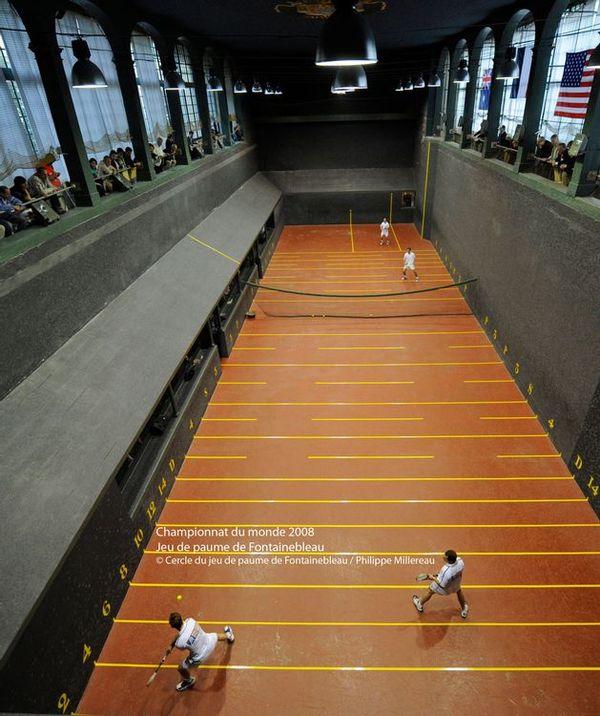 Championnats du monde, Fontainebleau 2008