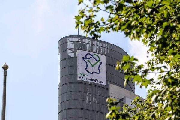Le siège de la région des Hauts-de-France à Lille.