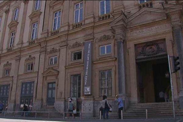 Le Musée des Beaux-Arts de Lyon