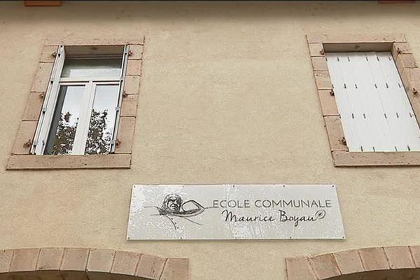 L'école de Saint-Félix-de Sorgues porte désormais le nom de Maurice Boyau