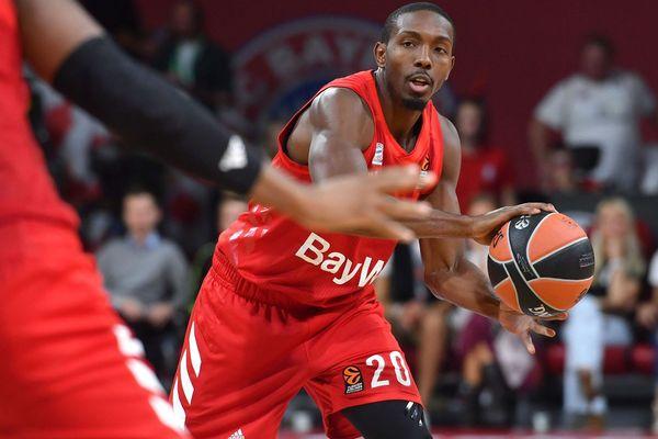 DeMarcus Nelson arrive au Limoges CSP. Le joueur avait débuté la saison 2019-2020 avec le Bayern de Munich.