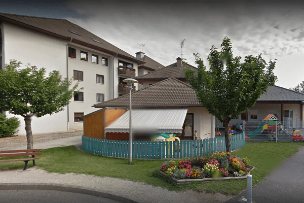 """Le multi-accueil """"Choubidou à Entrelacs (Savoie)"""