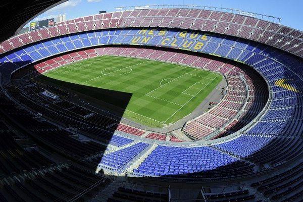 Le célébre stade du Camp Nou à Barcelone accueillera la finale du Top 14 EN 2016.