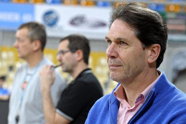 Christophe Dupont a présidé l'OLB pendant six ans.