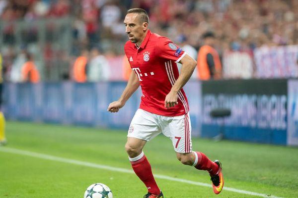 Franck Ribéry, le 13 septembre 2016.