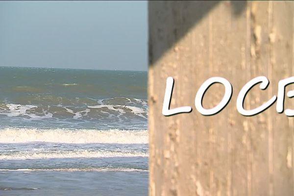 A Luc sur Mer LOCB va à la rencontre des badauds pour discuter culture.