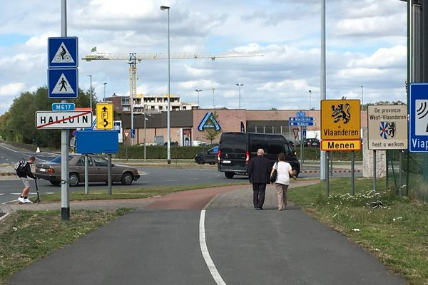 Près de 24 000 Nordistes vont travailler en Belgique chaque jour.