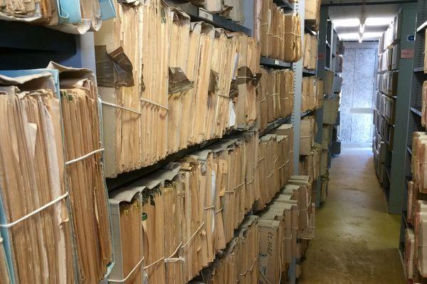 Les archives départementales hébergent les archives de Vichy, pour certaines, jamais consultées