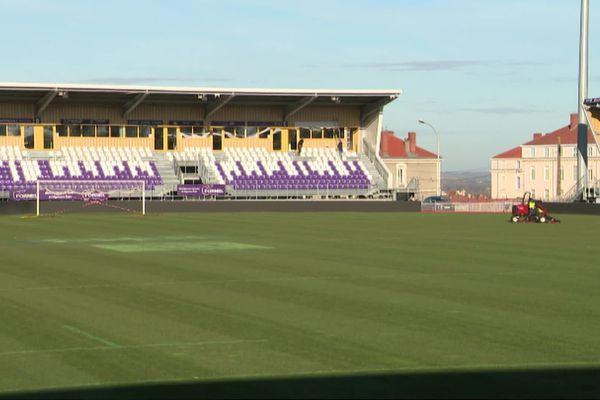 La rencontre de Coupe de France entre Angoulême et Strasbourg va se dérouler au stade Chanzy, habituel terrain du club de rugby SAXV.