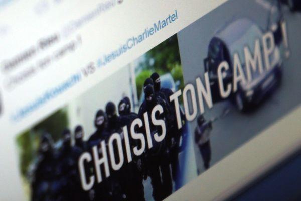 Depuis 2014, l'apologie du terrorisme relève du code pénal - Photo d'illustration