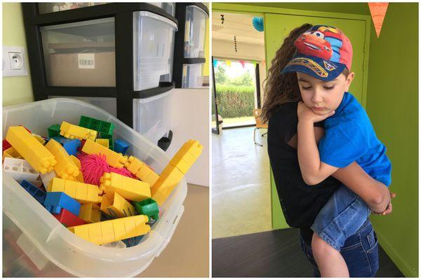 Des ateliers de cinq enfants maximum, pour plus d'attention, et une approche personnalisée pour chacun
