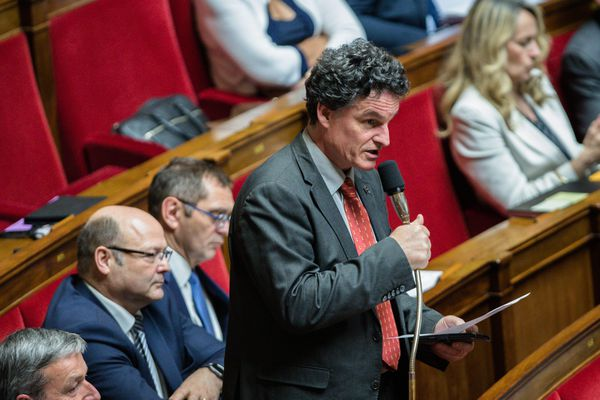 """Le député de la 4ème circonscription du Morbihan Paul Molac est à l'initiative de cette loi visant à """"promouvoir et protéger"""" les langues régionales."""