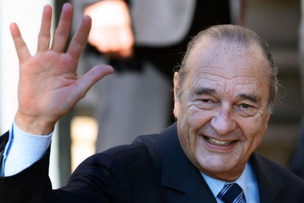 L'ancien président de la République française est mort ce jeudi 26 septembre