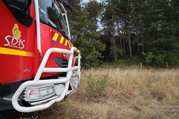 En raison des très fortes chaleurs attendues, les pompiers du Maine et Loire sont prêts à intervenir.