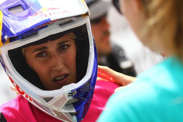 La VTTiste de Clermont-l'Hérault va manquer le début de saison.