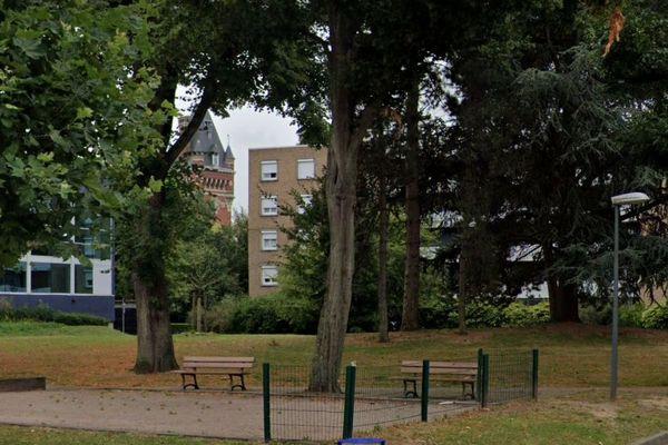 Un parc de La Madeleine (archive).