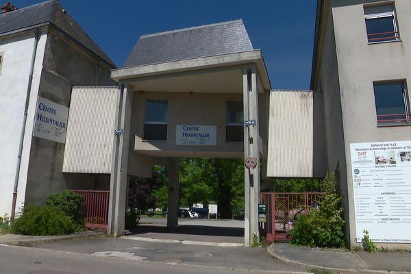 EHPAD d'IS-sur-Tille