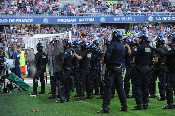 Montpellier est convoqué le 17 octobre devant la commission de discipline de la Ligue de football professionnel (LFP), à la suite des incidents survenus lors du derby de Ligue 1 contre Nîmes le 30 septembre.