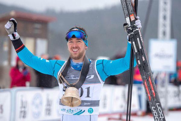 Antoine Auger remporte la Transju classique 2019