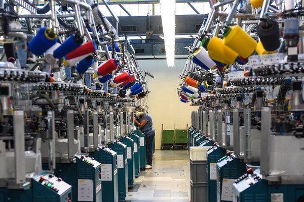 Aux grandes heures de l'usine, 800 employés s'activaient sur les machines